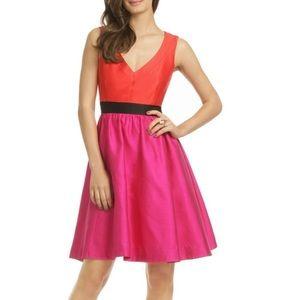 Kate Spade Normandy Citrus Candy Pop dress size 14